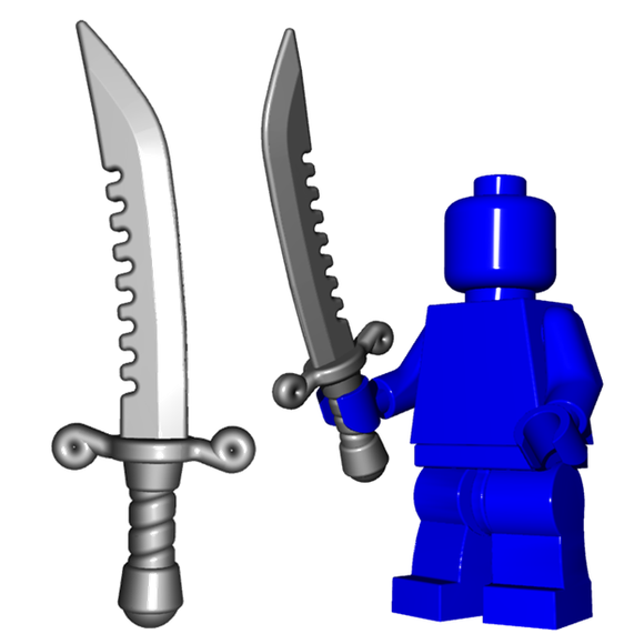 Breaker Sword - Brick Warriors
