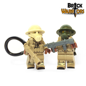 British Gas Mask - Brick Warriors