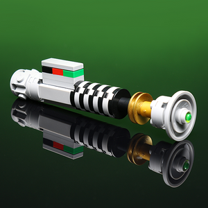 Custom LEGO Mini Green Hero Lightsaber