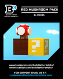 Red Mushroom Power Pack