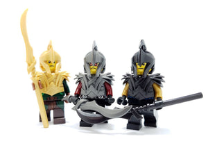 Elf Spear - Brick Warriors