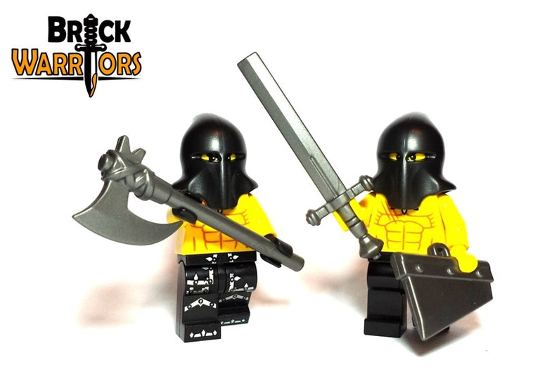 Guillotine Blade - Brick Warriors