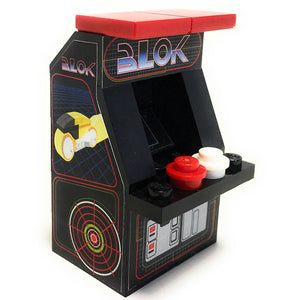 Custom LEGO BLOK (1982 Edition) Classic Arcade Machine