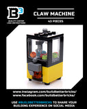 LEGO Arcade Claw Machine