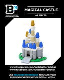 Custom LEGO Mini Magical Castle