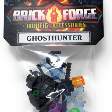 BrickForge Ghost Hunter Minifig Pack