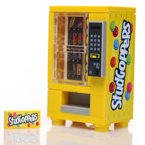 Custom LEGO Studgoppers Candy Vending Machine