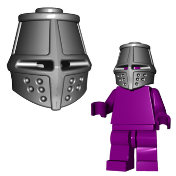 Great Helm - Brick Warriors