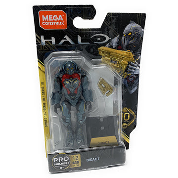Didact - Mega Construx Halo Heroes Series 10 Figure Pack