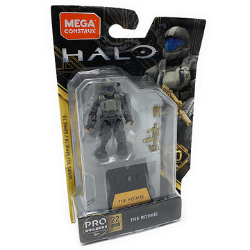 The Rookie - Mega Construx Halo Heroes Series 10 Figure Pack