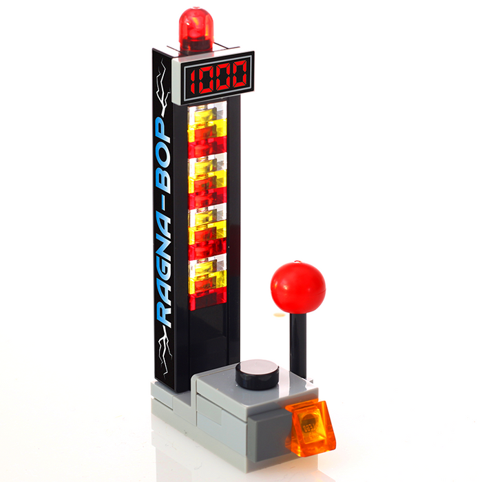 Ragna-Bop - Custom LEGO Strongman Amusement Park Game