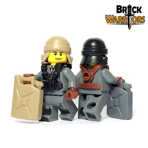 Gas Can - Brick Warriors