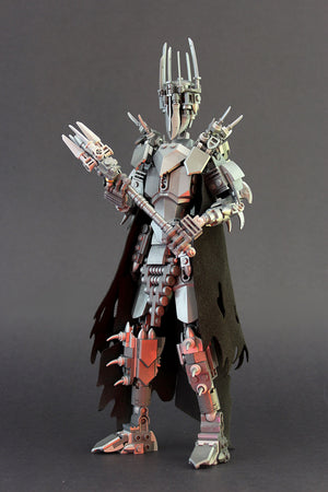 FREE! LEGO Lord of the Rings Sauron Instructions