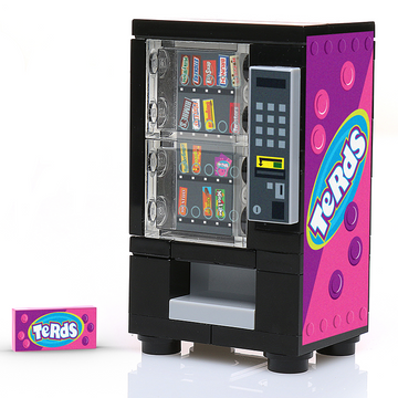 Custom LEGO Terds Candy Vending Machine