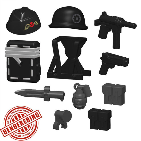 BrickForge WWII Special Forces Minifigure Pack