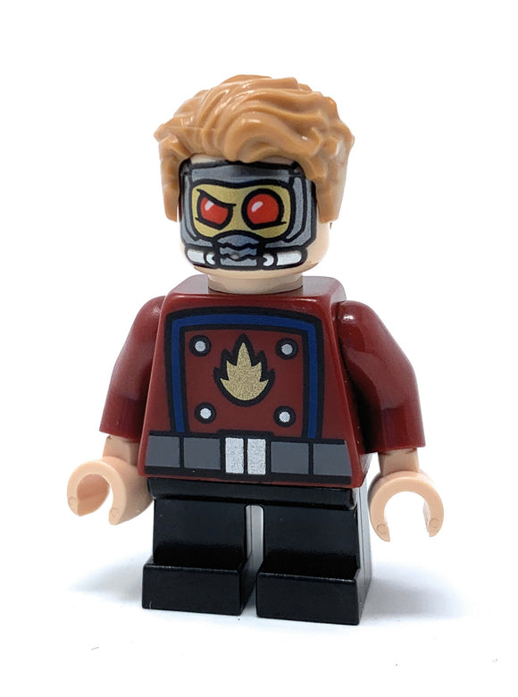 Star-Lord (Short Legs) - LEGO Marvel Minifigure (2018)