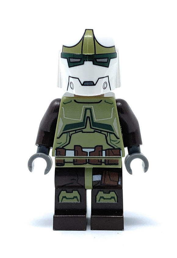 Separatist Bounty Hunter - LEGO Star Wars Minifigure (2013)