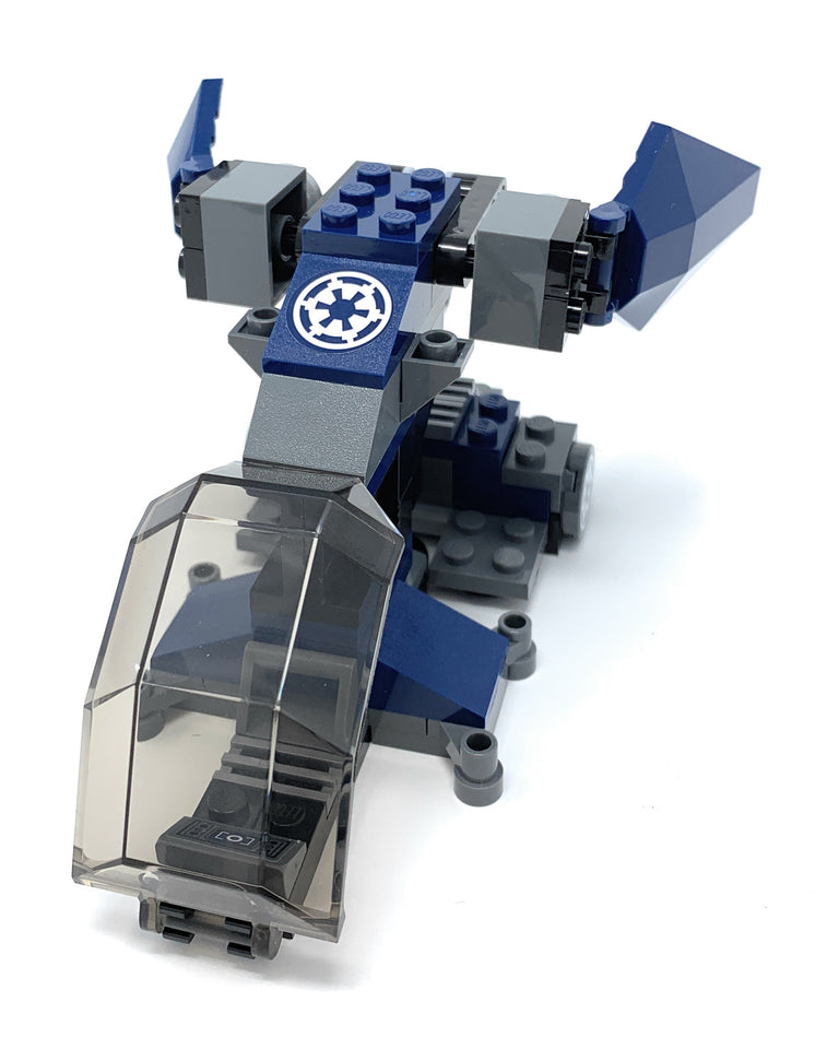 Imperial Dropship - LEGO Star Wars Vehicle (2019)