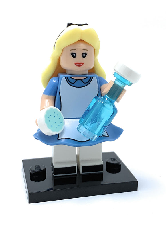 Alice in Wonderland - LEGO Disney Collectible Minifigure (Series 1)