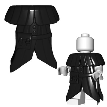 Plague Doctor Coat for LEGO Minifigures