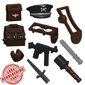 BrickForge WWII Secret Service Minifigure Pack