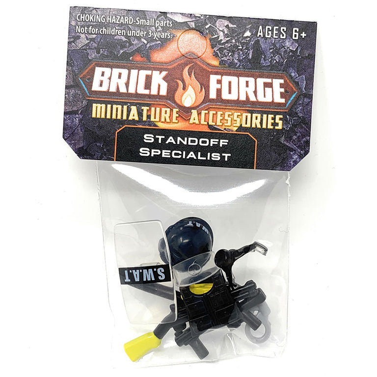 BrickForge Standoff Specialist Pack for LEGO Minifigures