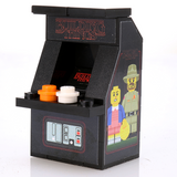 EXCLUSIVE! Limited Edition Custom LEGO Building Things Arcade Machine (Only 100 Made)