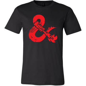 Red Dragon AFOL T-Shirt