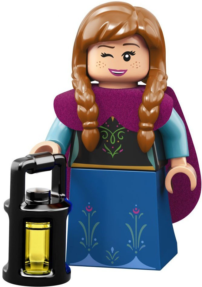 Anna - LEGO Disney Collectible Minifigure (Series 2)