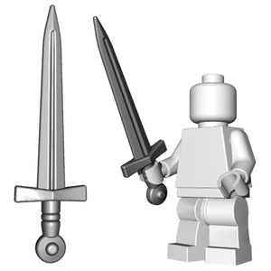 Arming Sword - Brick Warriors