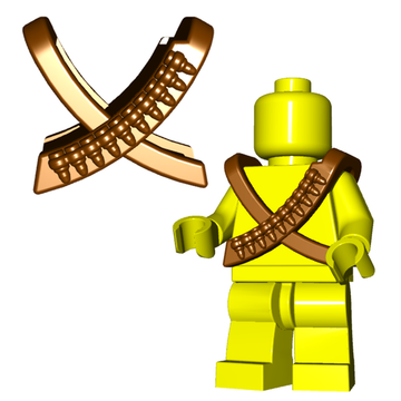 Bandolier - Brick Warriors
