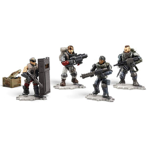 Black Ops 4 Standoff Battle Pack - Mega Construx Call of Duty Set
