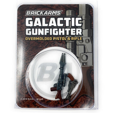 BrickArms Galactic Gunfighter Mandalorian Pack