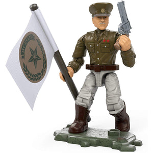 General Davis - Mega Construx Call of Duty Specialist Series 5 Figure Pack