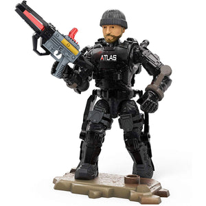 Gideon - Mega Construx Call of Duty Specialist Series 5 Figure Pack