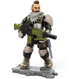Ruin - Mega Construx Call of Duty Specialist Series 5 Figure Pack