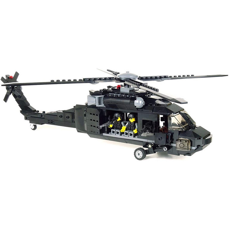 UH-60 Black Hawk - Custom LEGO Military Set