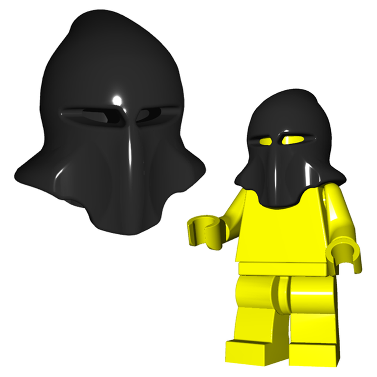 Executioner Hood - Brick Warriors