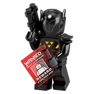 Galactic Bounty Hunter - LEGO Series 19 Collectible Minifigure
