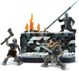 Battle Beyond the Wall - Game of Thrones Mega Construx Set