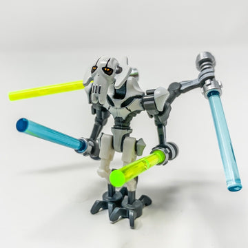 General Grievous (Film Variant) - LEGO Star Wars Minifigure (2014-2019)