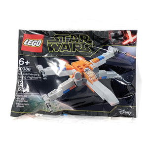 Poe's Dameron's X-Wing Fighter - LEGO Star Wars Polybag Set (30386)