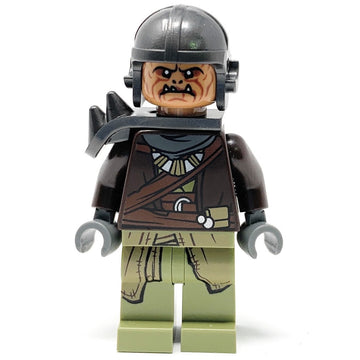 Klatooinian Raider with Shoulder Armor/Helmet - LEGO Star Wars Mandalorian Minifigure (2019)