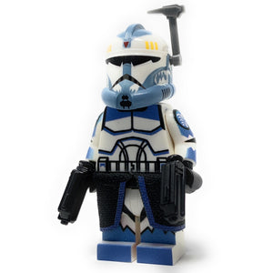 Commander Wolffe - Custom LEGO Star Wars Minifigure