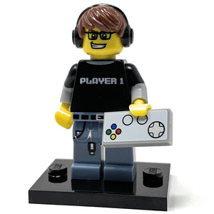 Video Game Guy - LEGO Series 12 Collectible Minifigure (2014)