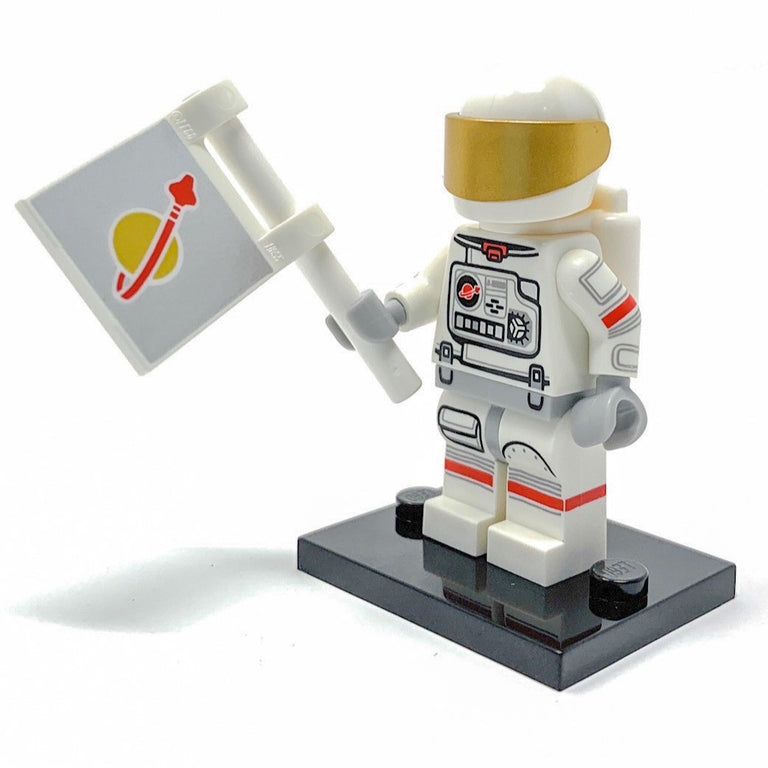 Astronaut - LEGO Series 15 Collectible Minifigure (2016)