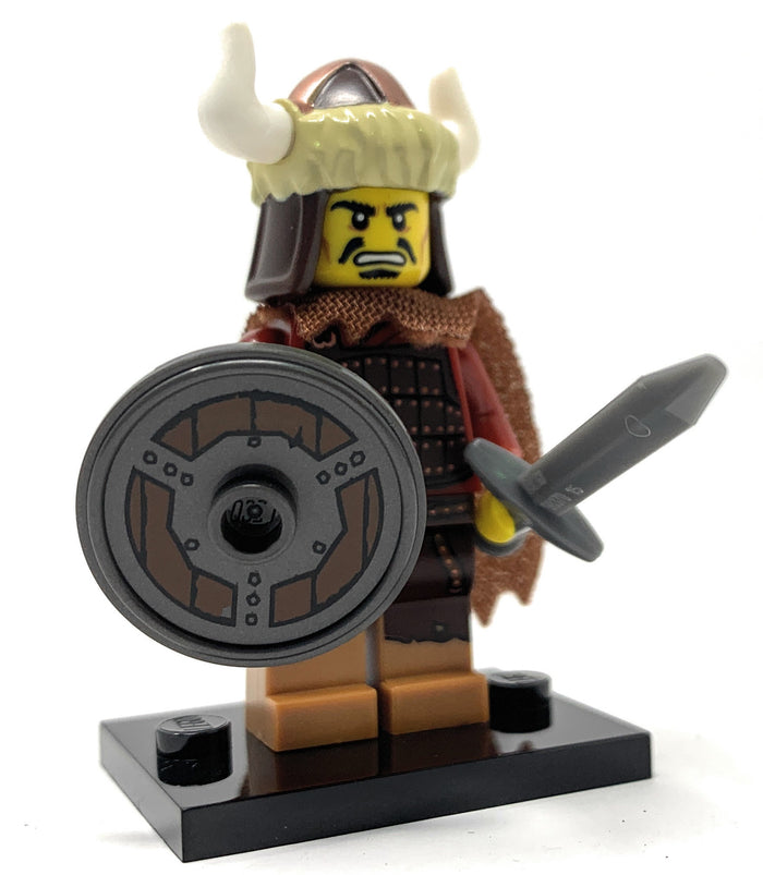 Hun Warrior - LEGO Series 12 Collectible Minifigure (2014)