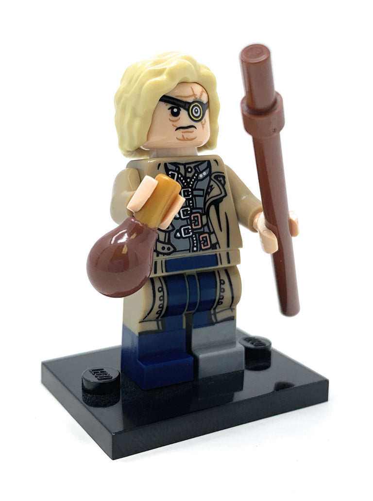 Alastor Mad-Eye Moody - LEGO Harry Potter Collectible Minifigure (2018)