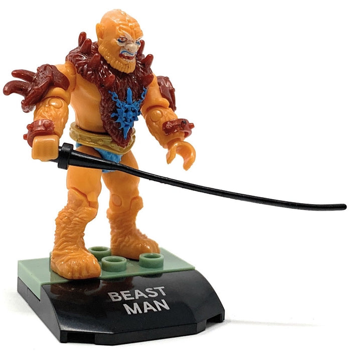 Beast Man - Mega Construx Masters of the Universe Figure [LOOSE]
