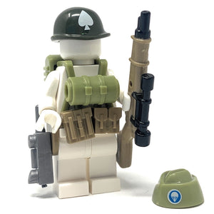 USA 506th Paratrooper - WW2 BrickForge Pack for LEGO Minifigures